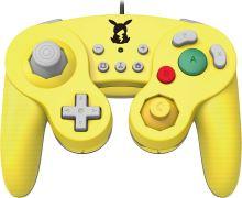 [Nintendo Switch] Drôtový Ovládač Hori Super Smash Bros - Pikachu (nový)