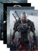 Plagát Witcher 3 - rôzne motívy (nový)