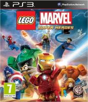 PS3 Lego Marvel Super Heroes