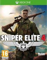 Xbox One Sniper Elite 4 (nová)