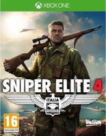 Xbox One Sniper Elite 4 (nová)