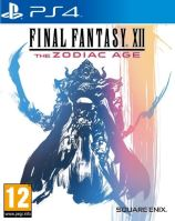 PS4 Final Fantasy XII The Zodiac Age (nová)