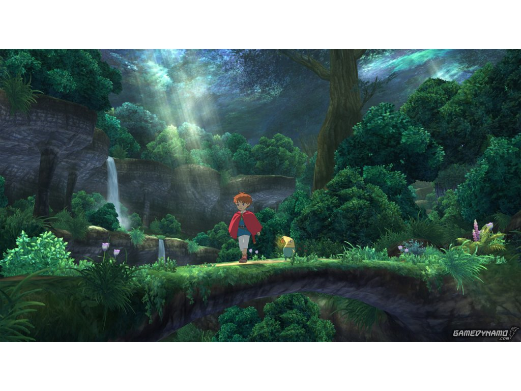 PS3 Ni No Kuni Wrath Of The White Witch