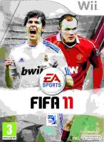 Nintendo Wii FIFA 11 2011 (DE)