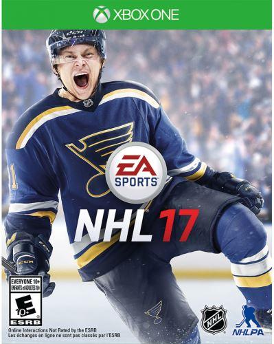 Xbox One NHL 17 2017 (CZ)