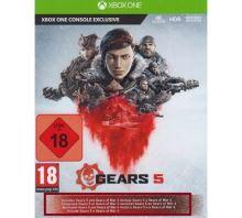 Voucher Xbox One Gears 5 + Gears of War 4