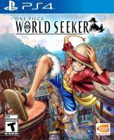 PS4 One Piece: World Seeker (nová)