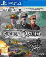 PS4 Sudden Strike 4 Day One Edition (nová)