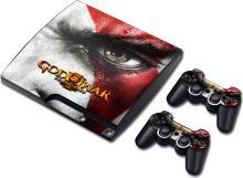 [PS3 Slim] Polep God of War 3 (nový)