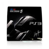 [PS3 Slim] Faceplate Gran Turismo 5 (estetická vada)