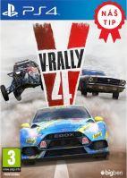 PS4 V-Rally 4 (nová)