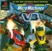 PSX PS1 Micro Machines V3