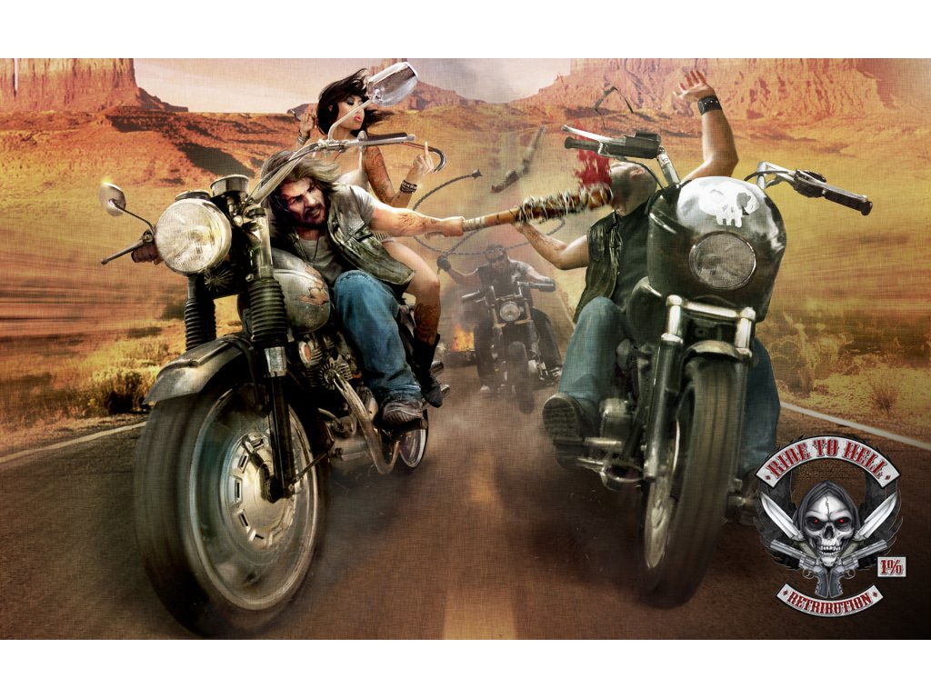 Xbox 360 Ride To Hell Retribution