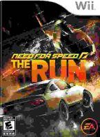 Nintendo Wii NFS Need For Speed The Run