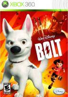 Xbox 360 Disney Bolt