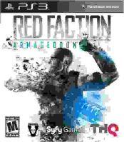 PS3 Red Faction Armageddon (nová)