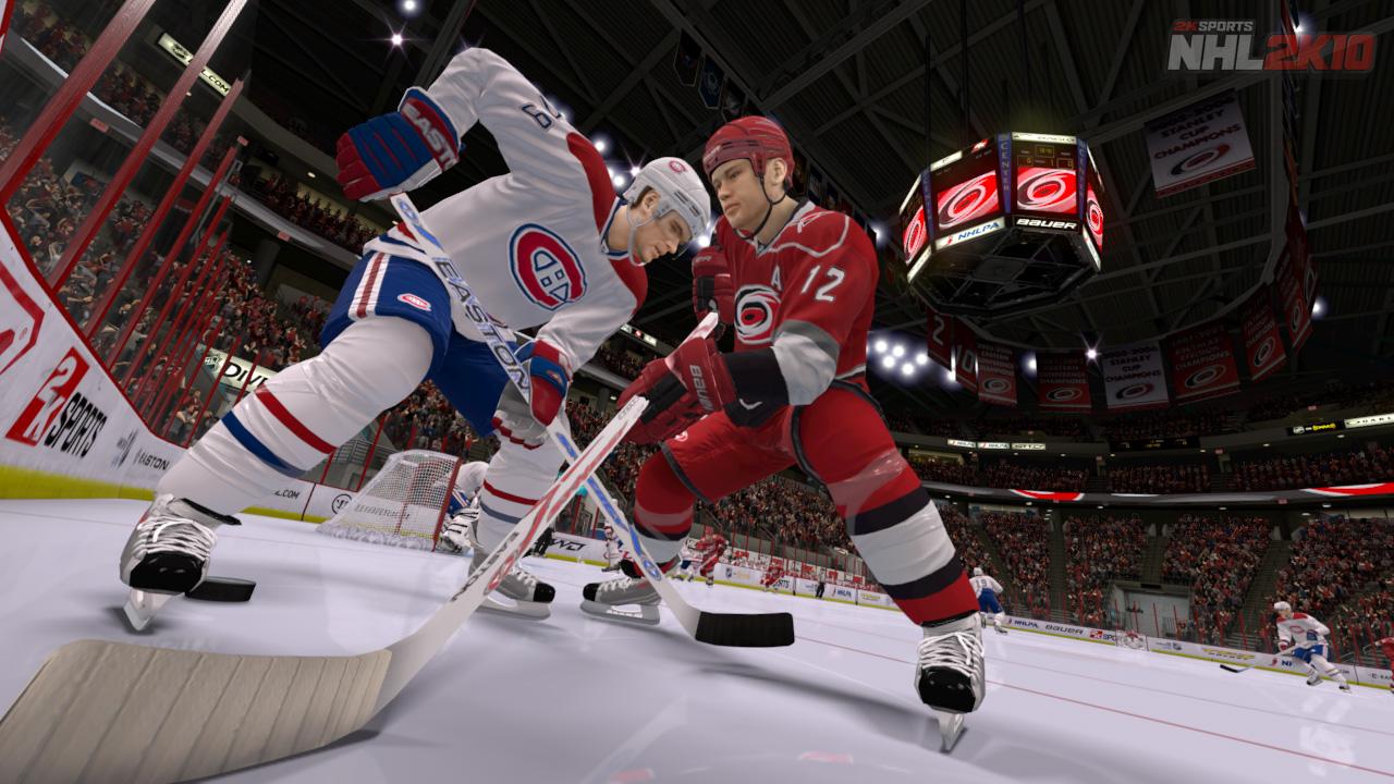 PS3 NHL 2K10 2010