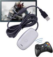[Xbox 360 | PC] Bezdrôtový prijímač pre Windows PC biely (nový)