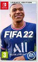 Nintendo Switch FIFA 22 Legacy Edition (nová)