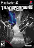 PS2 Transformers The Game (DE)