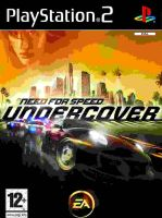 PS2 NFS Need For Speed Undercover (CZ) (nová)