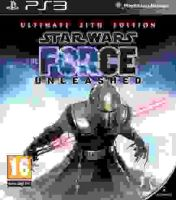 PS3 Star Wars The Force Unleashed Ultimate Sith Edition