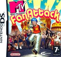Nintendo DS MTV Fan Attack
