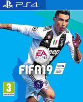 PS4 FIFA 19 2019 (CZ) (nová)