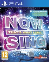 PS4 Now That's What I Call Sing
