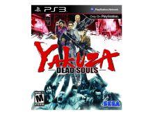 PS3 Yakuza Dead Souls (nová)