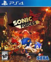 PS4 Sonic Forces (nová)