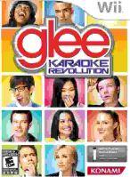 Nintendo Wii Glee: Karaoke Revolution
