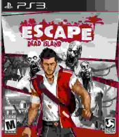 PS3 Escape Dead Island (nová)