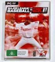 PC MLB Major League Baseball 2K11