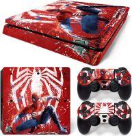 [PS4 Slim] Polep Spiderman (nový)