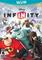 Nintendo Wii U Disney Infinity 1.0 (iba hra)