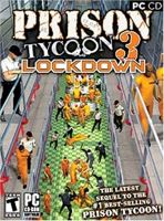 PC Prison Tycoon 3 Lockdown (nová)