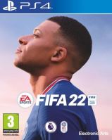 PS4 Fifa 22 (CZ) (Nová)
