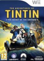 Nintendo Wii The Adventures Of Tintin