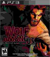 PS3 Wolf Among Us