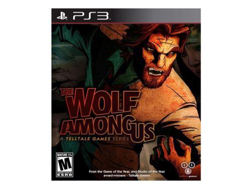 PS3 Wolf Among Us