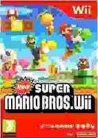Nintendo Wii New Super Mario Bros (Nová)