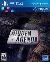 PS4 Hidden Agenda (CZ) (nová)