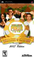 PSP World Series Of Poker Tournament Of Champions 2007