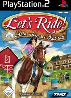PS2 Let'Ride Silver Buckle Stables