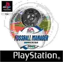 PSX PS1 Football Manager Bundesliga 2001 (2065)