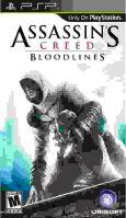 PSP Assassins Creed Bloodlines (Bez obalu)