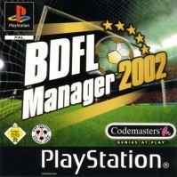 PSX PS1 BDFL Manager 2002
