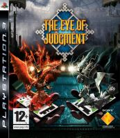 PS3 The Eye of Judgment Legends