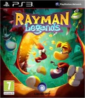PS3 Rayman Legends (nová)